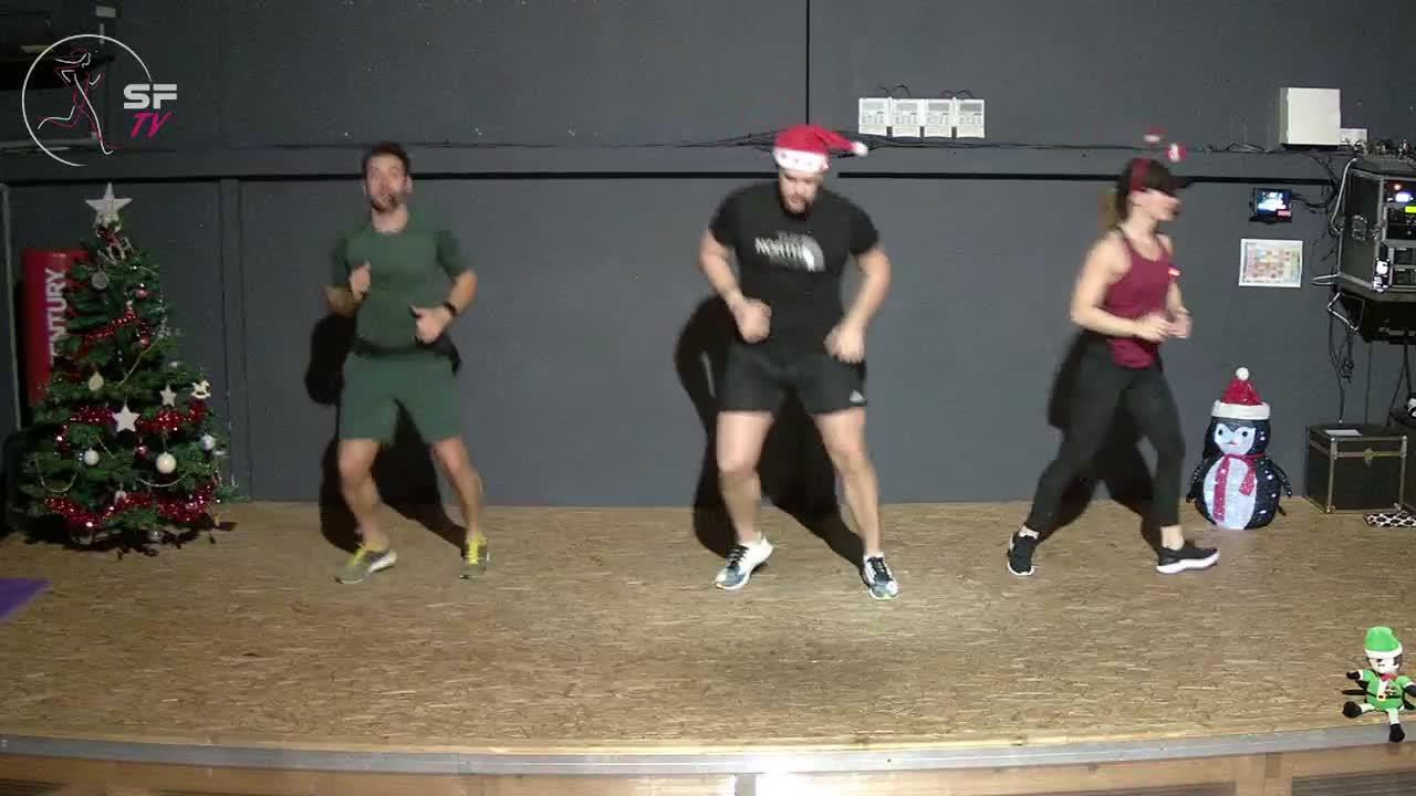 Body attack Noël avec Marianne Tony et Rémi 21-11-2020