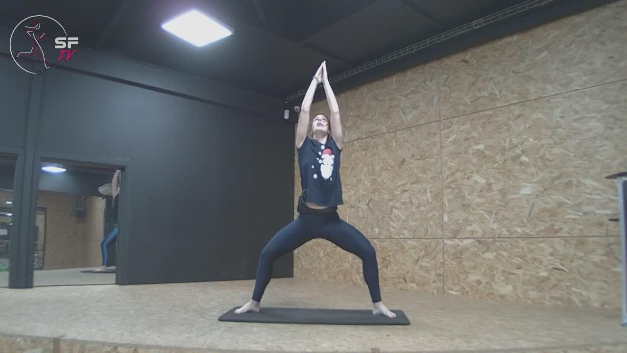 Body balance avec Hélèna 21-12-2020