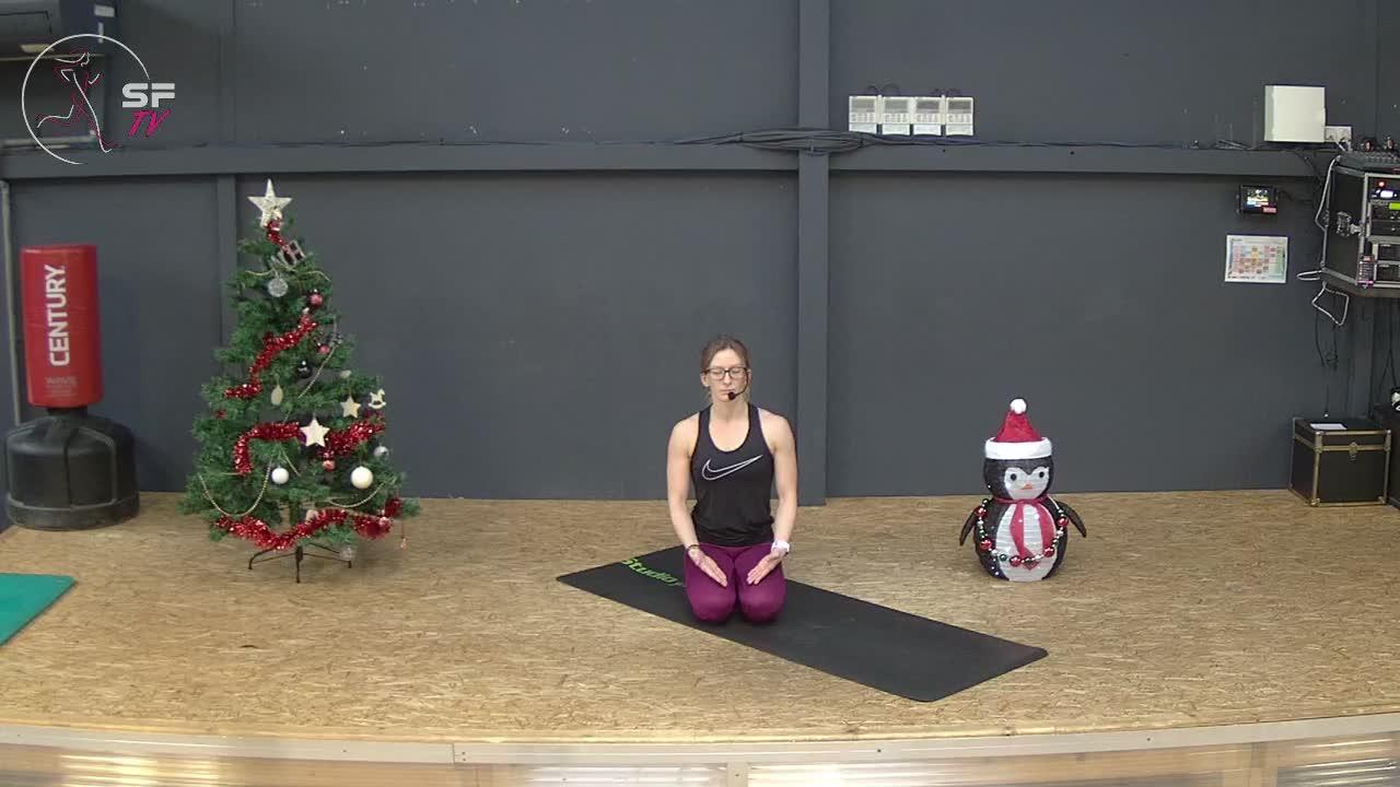Yoga avec MARIANNE 24-12-2020