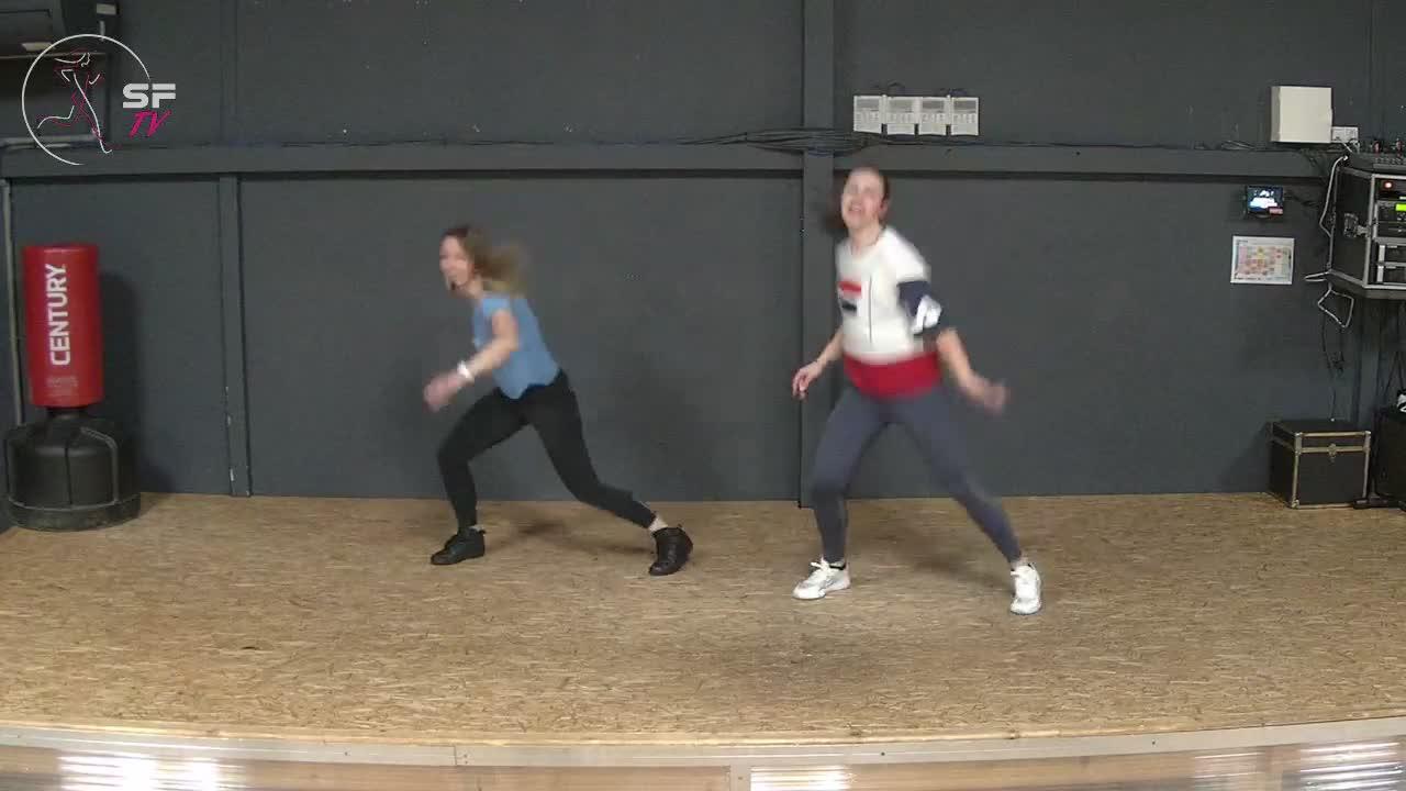 Body Jam avec Marianne et Hélèna 30-12-2020