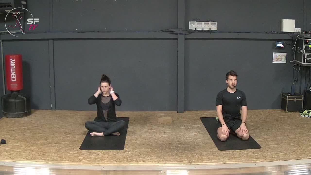 Yoga avec Rémi et Helena  04-01-2021