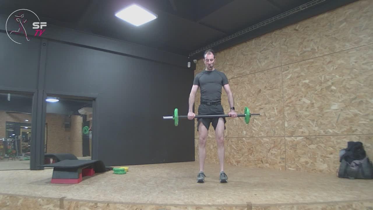 Body pump avec Nico  05-01-2021