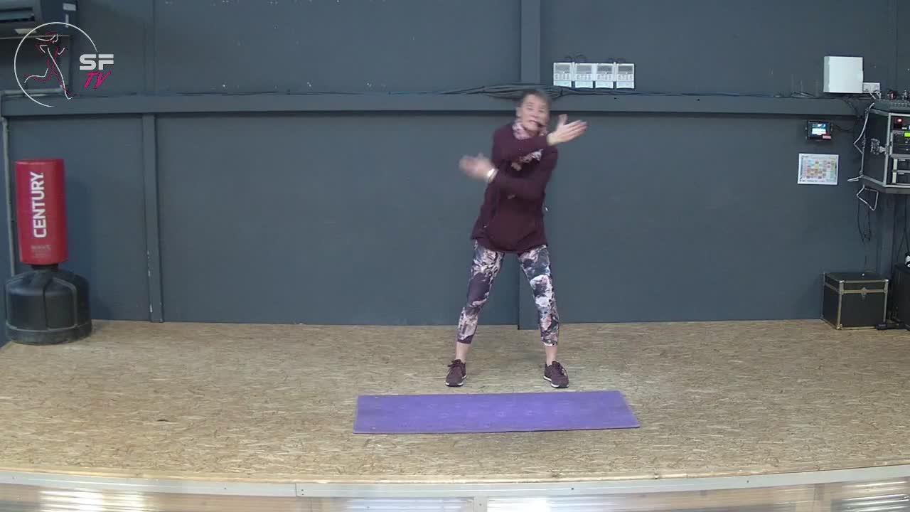 Stretch avec Brigitte 06-01-2021