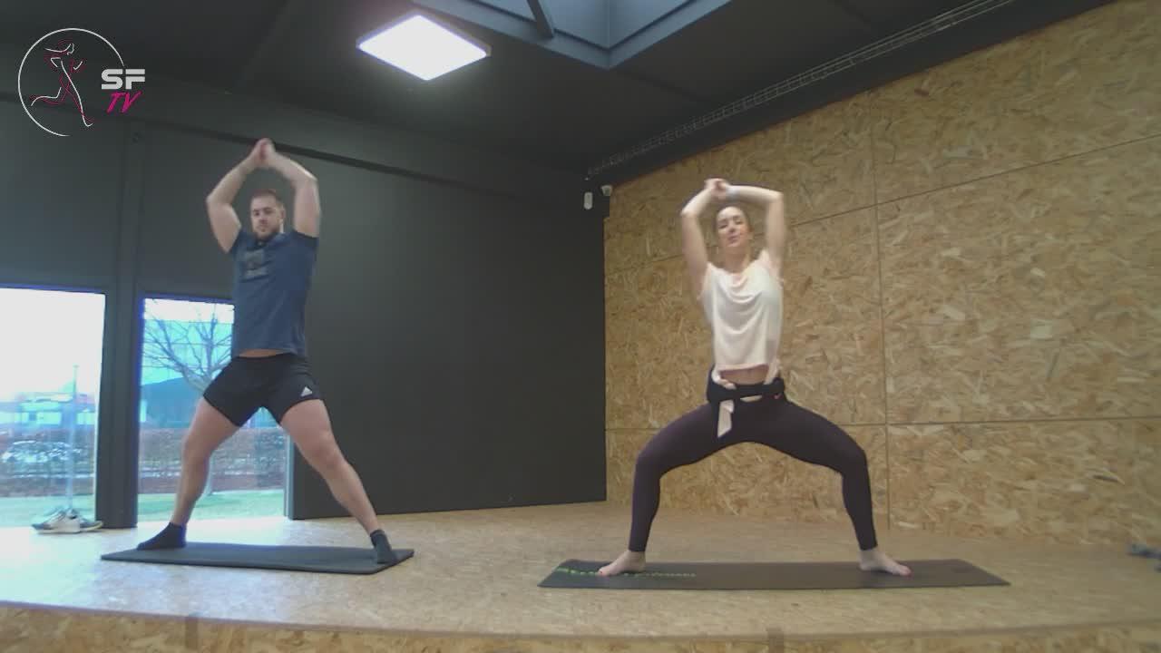 Body Balance avec Hélèna et Tony 08-01-2021