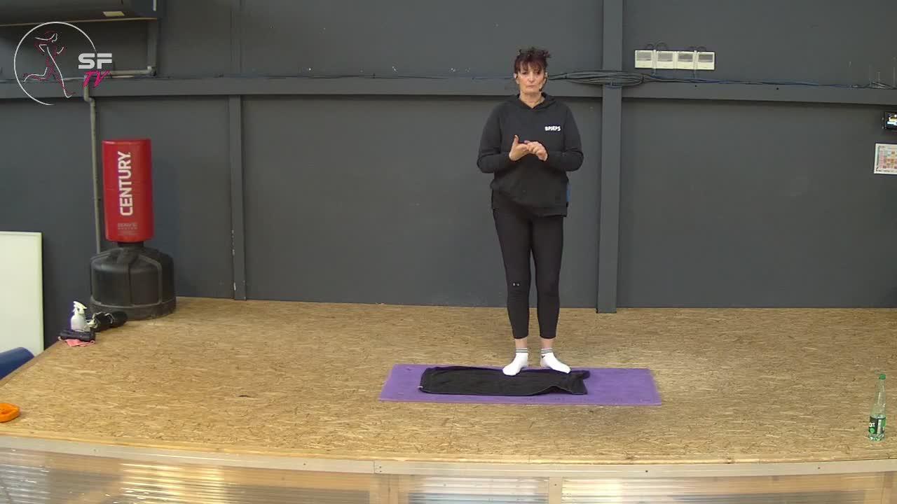 Pilates avec Agnes 11-01-2021