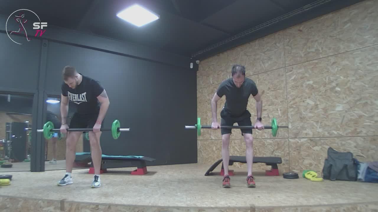 Body pump Nico et Tony 12-01-2021