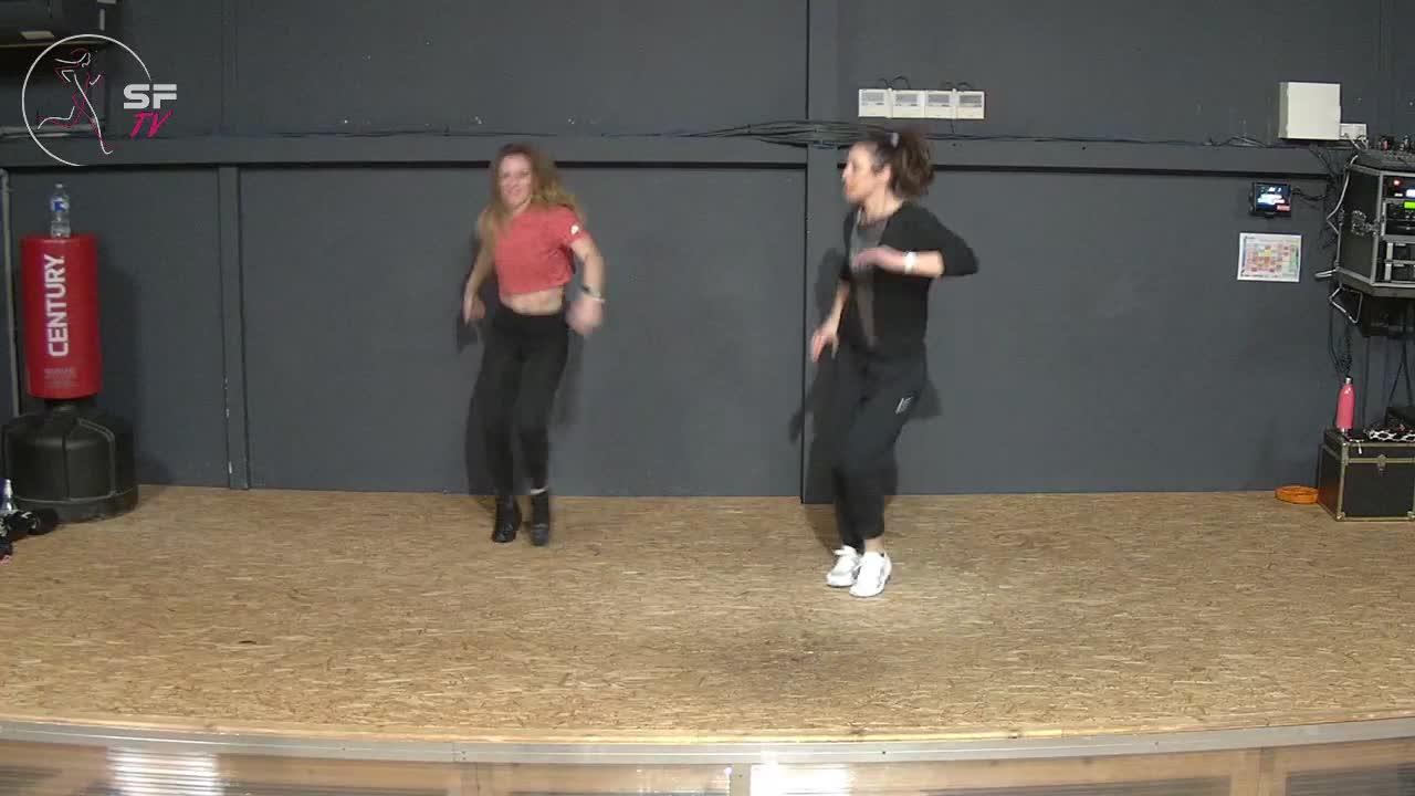 Body Jam avec Hélèna et Marianne 13-01-2021