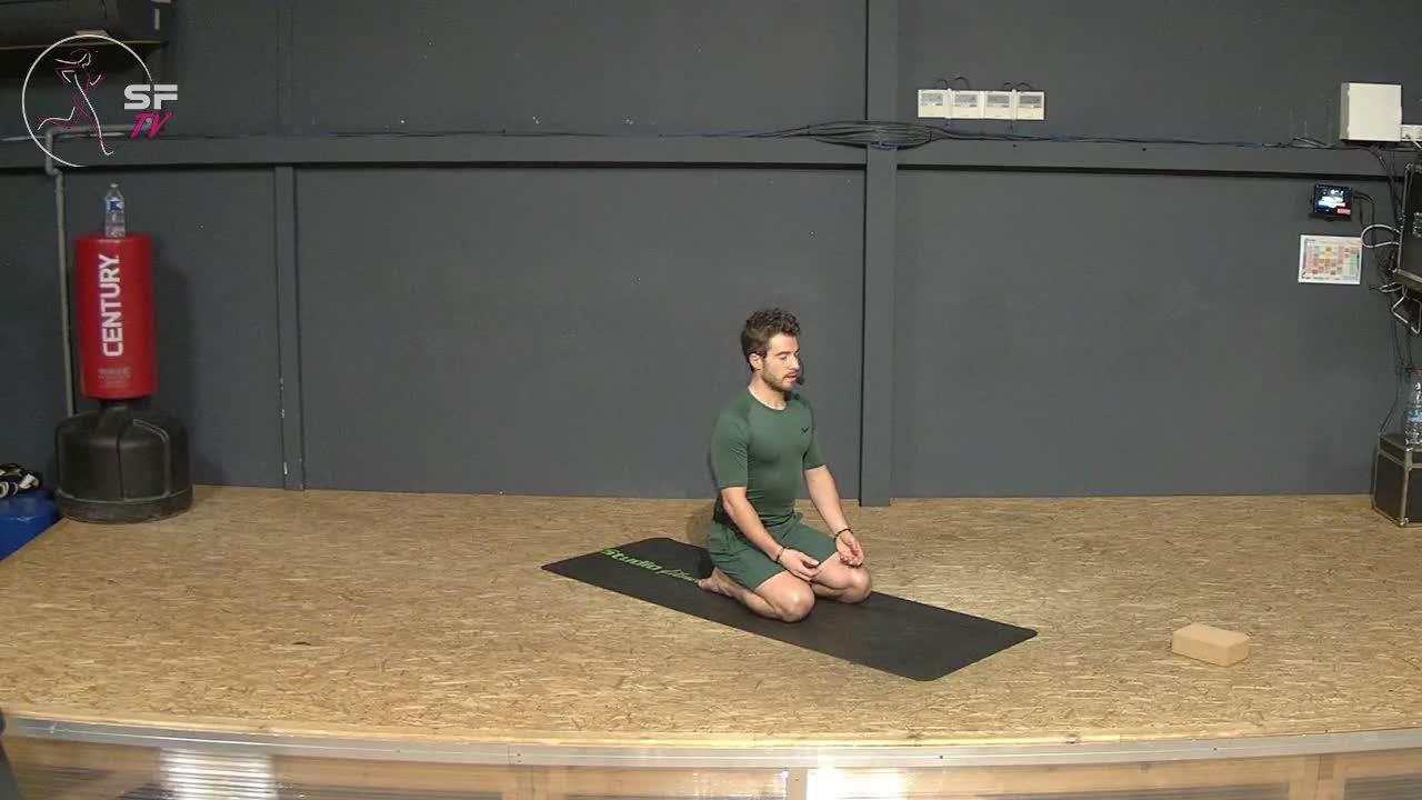 Yoga avec Remi 18-01-2021