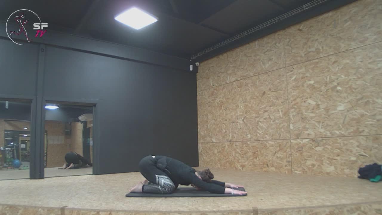 Body balance avec Helena 19-01-2021