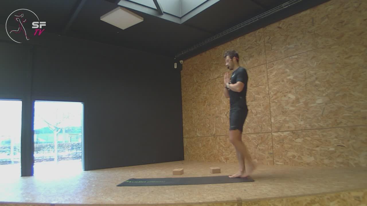 Yoga avec Rémi 25-01-2021