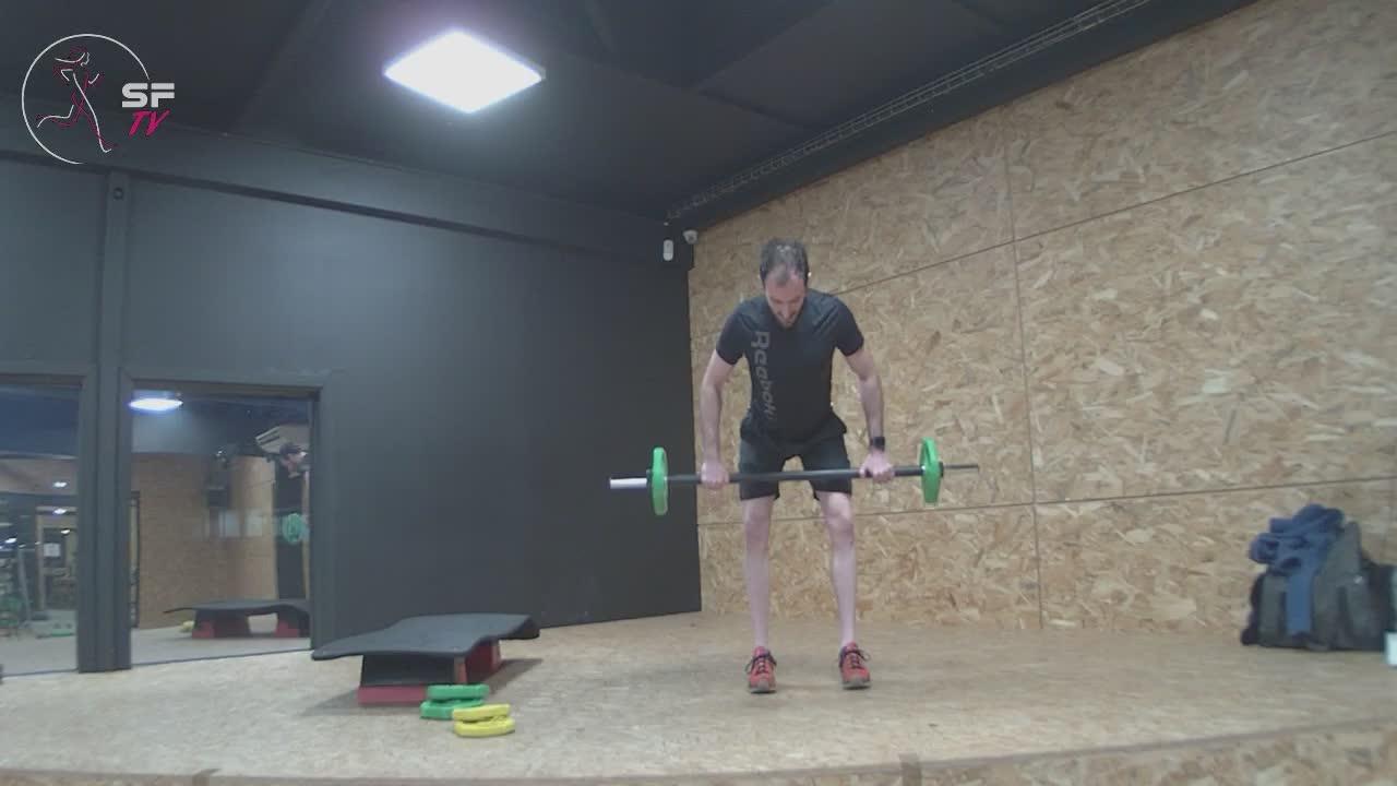 Body  pump Nico 26-01-2021