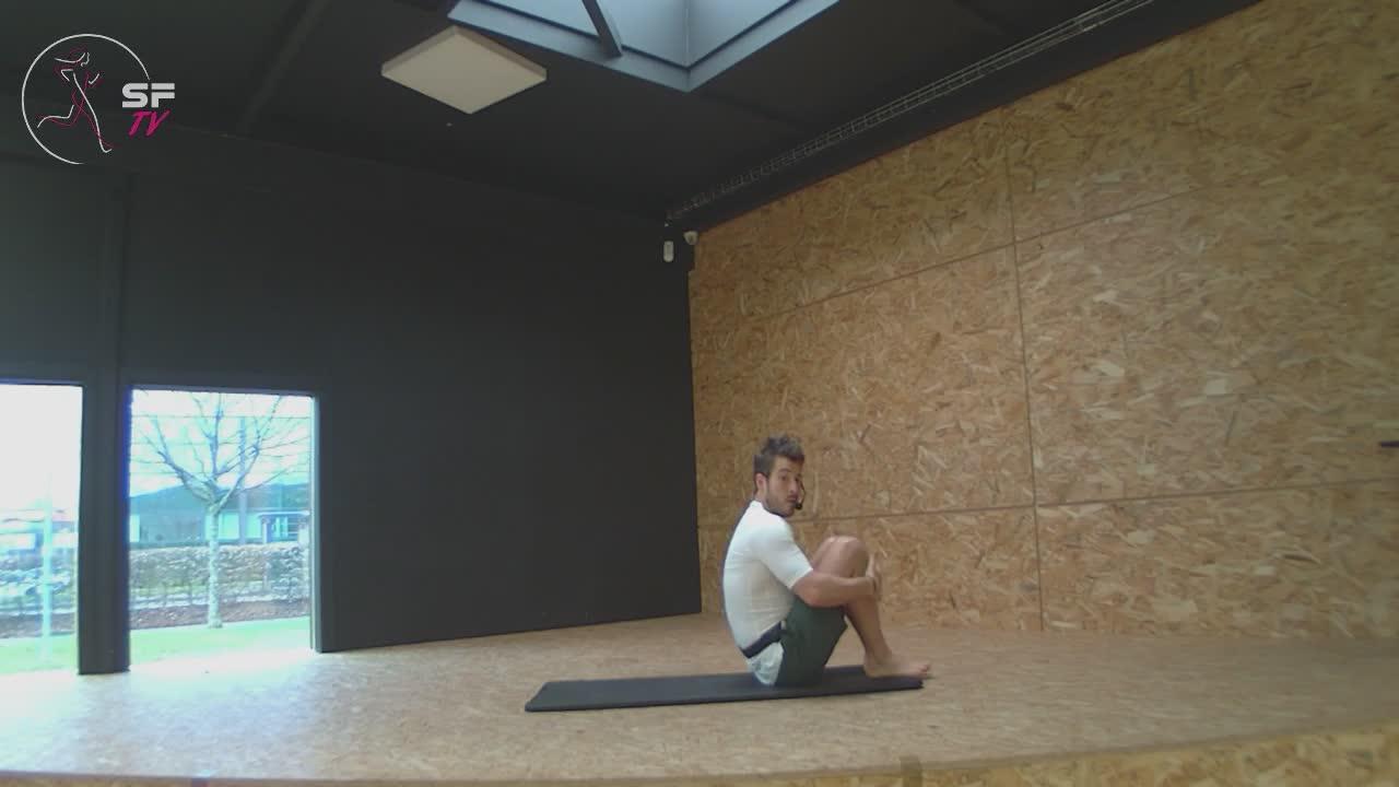 Pilates avec Rémi 29-01-2021