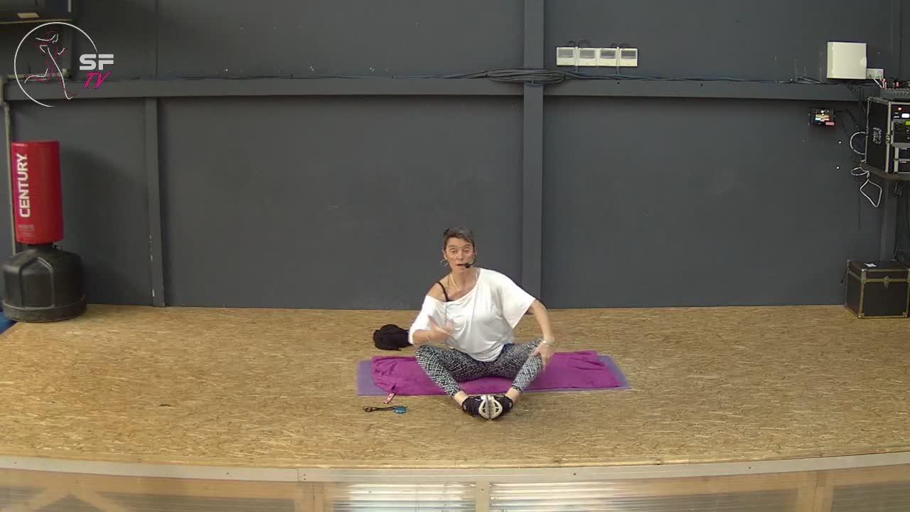 Stretch avec Brigitte  03-02-2021