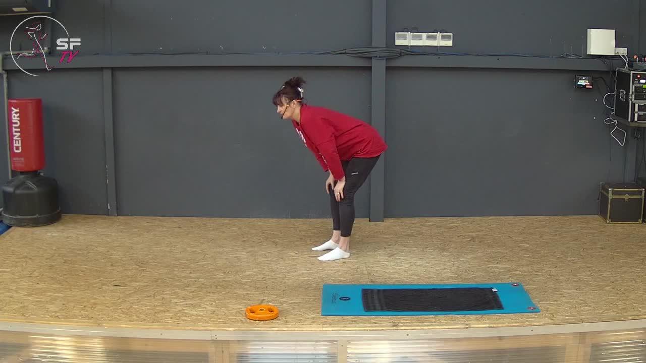 Pilates  08-02-2021