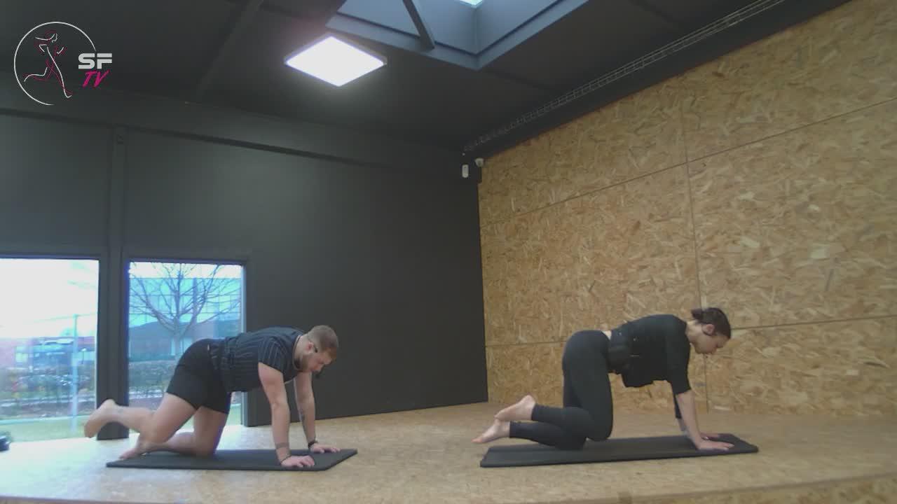 Body balance 90 avec Helena et Tony 09-02-2021