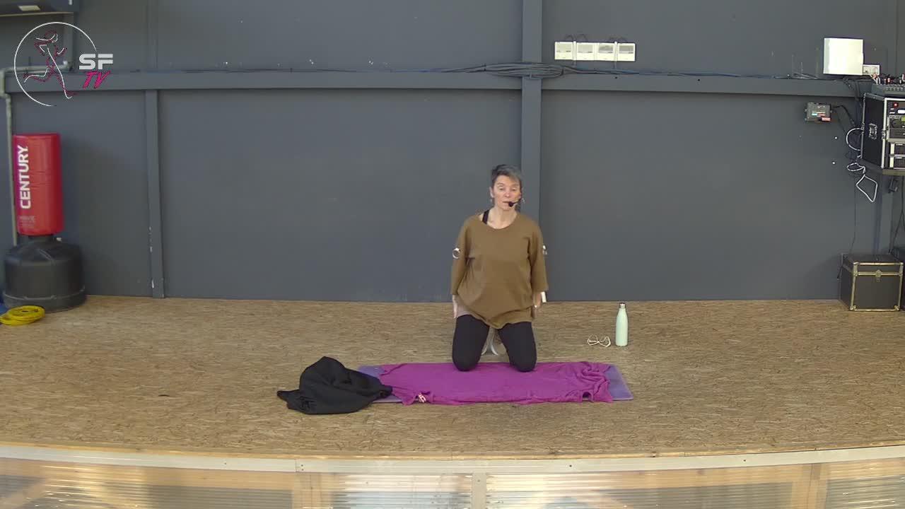 Stretch avec Brigitte 10-02-2021