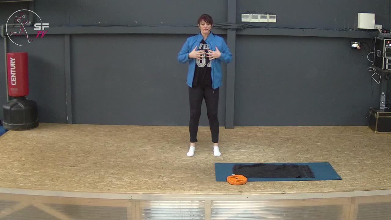 Pilates avec Agnes  15-02-2021
