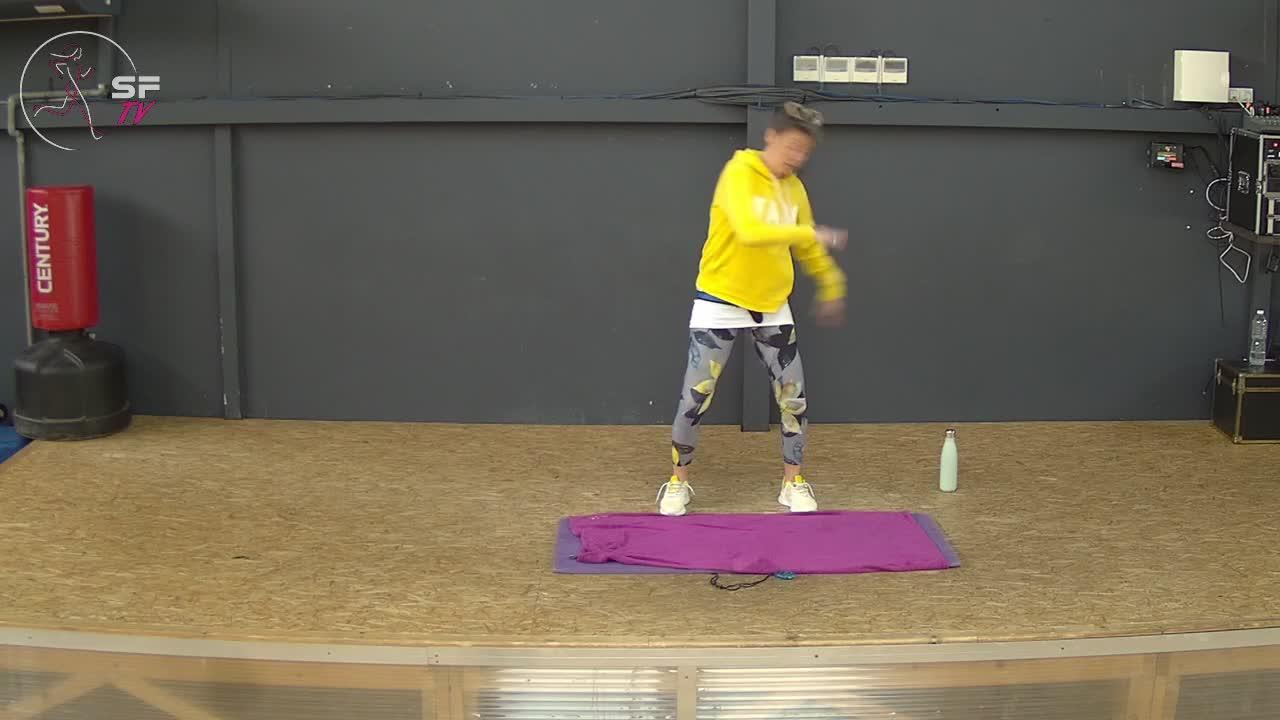 Stretch avec Brigitte  17-02-2021