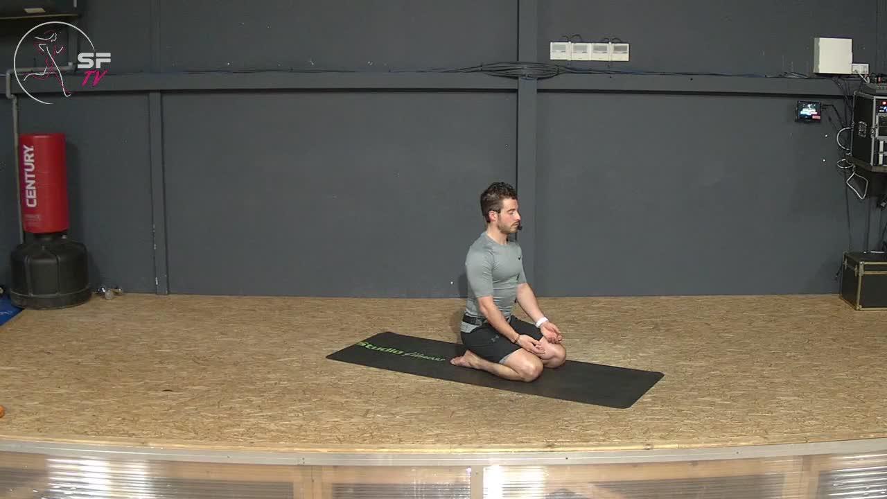 Yoga avec Rémi 22-02-2021
