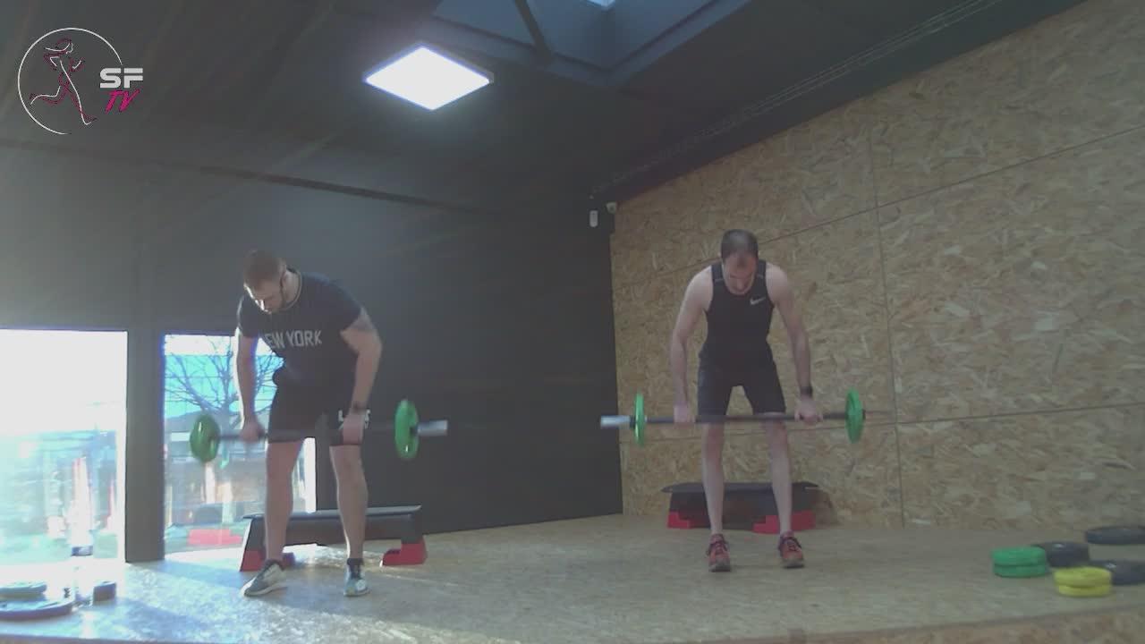 Body pump Nico et Tony 23-02-2021