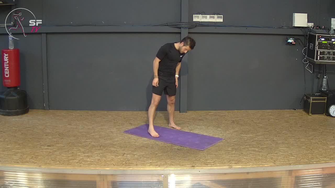 Yoga avec Rémi  08-03-2021