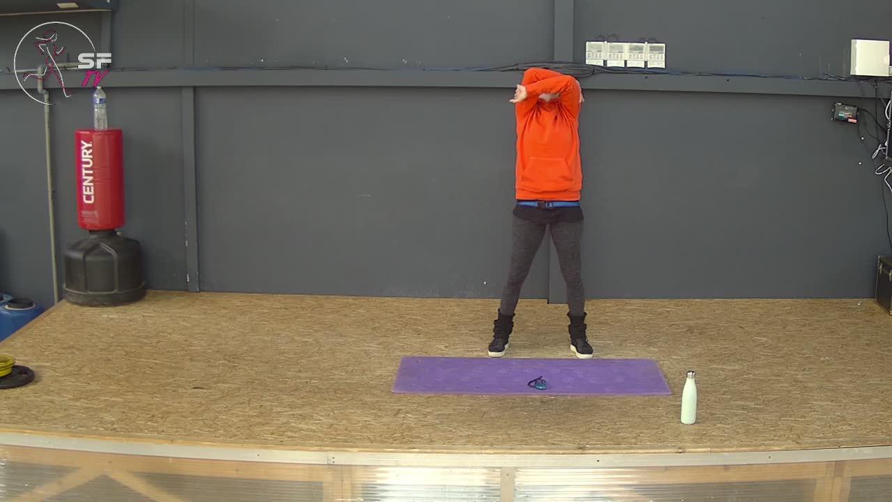 Stretch avec Brigitte 07-04-2021