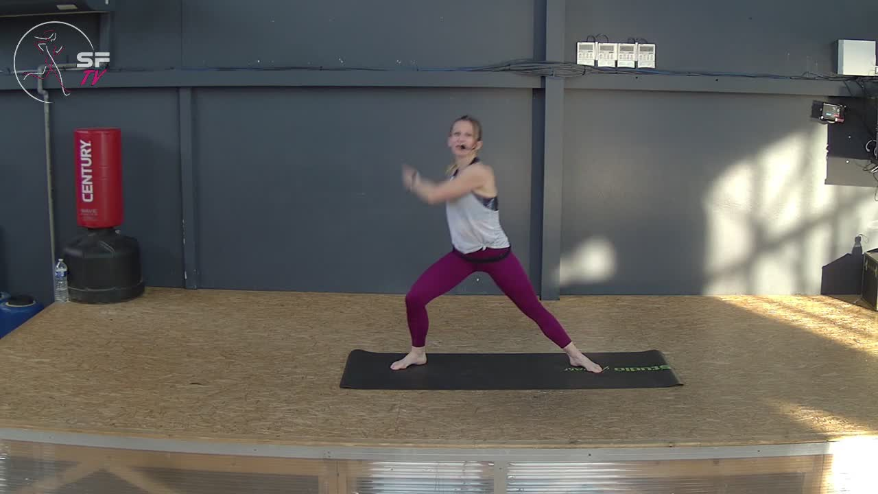 Body balance avec Marianne 13-04-2021
