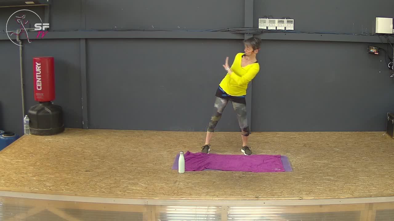 Stretch avec Brigitte 14-04-2021