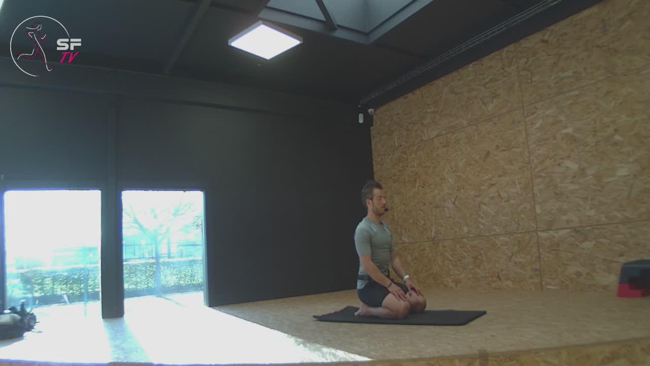 Yoga avec Rémi  23-04-2021