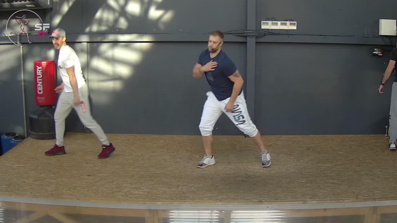 Men Can Dance  21-05-2021