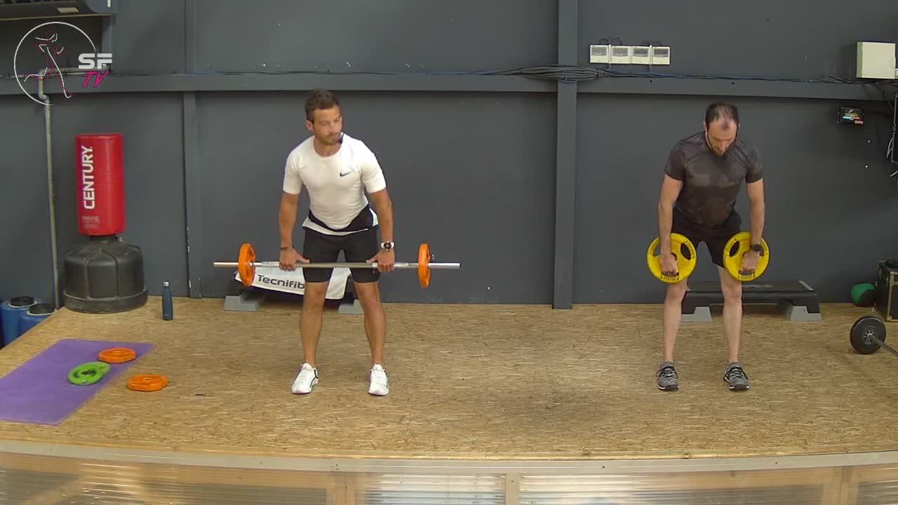 Body Pump avec Rémi et Nico 02-06-2021