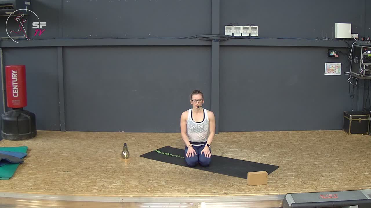 Yoga avec Marianne  02-12-2020