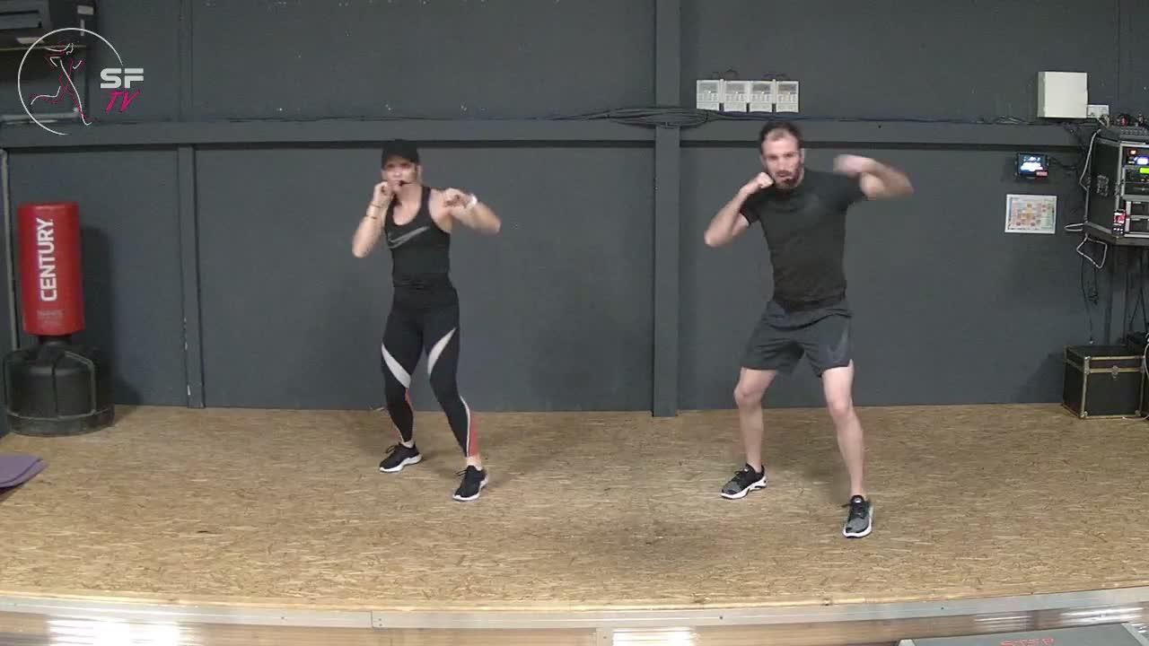 Body combat avec Nico et Marianne 04-12-2020