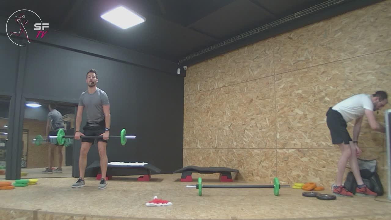 Body pump Nico et Rémi  17-12-2020